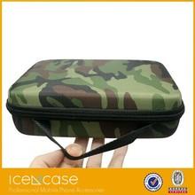 Waterproof and Shockproof Portable EVA Go Pro Camera Case/Bag/Box/Kit