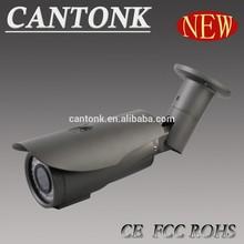 Security Surveillance Weatherproof Aluminium Housing IP Camera