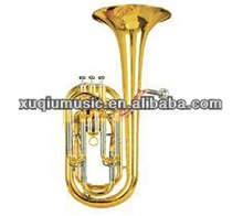 XBT007 Baritone 3 Pistons with Gold Brass Leadpipe