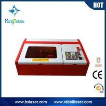 china supplier king rabbit HX40B portable laser cutting machine