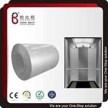 Film Laminated metal sheet Hot Dig Galvanized Steel Lift Cabinet Decorative Steel Panel