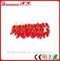 artificial simulação realista chinês pimenta vermelha falso hot chili vegetais home decoração da cozinha