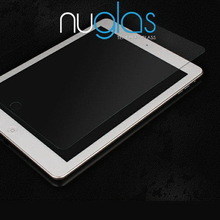 NUGLAS top level latest perfect fit screen guard for ipad 3