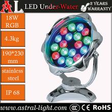swimming pool water light 3w 6w 9w 12w 15w18w 24w 36w 72w, 110v 220v 24v12v under water lamp,waterproof underwater lighting