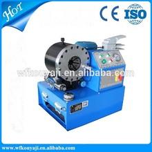 composite insulator fitting crimping machine,silicon rubber Flange clamping machine