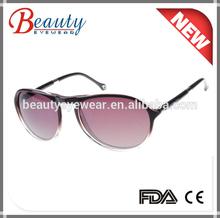 New design coral wayfarer sunglasses