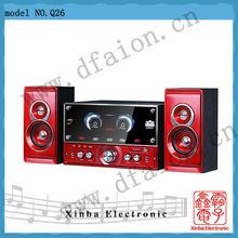 Speaker 2.1 With FM Radio Wholesale(Q26)