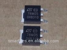 Smart Bes~SMD 78M05 three-terminal voltage regulator circuit TO-252 7805