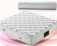 Latex foam mattresses automatic wrapping machine