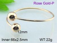 Kalen china jewelry wholesale 14k gold snake bangle bracelet