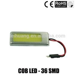 car interior led dome light cob reading panel light 18 24 36 48 SMD