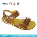 el último de la moda sandalias de las niñas