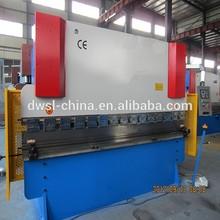 ANHUI Dream world 2014 new cnc wrought iron bending machine , hydraulic aluminum sheet bender