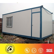 NEW flat pack cheap trailer container house