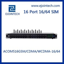 100% gurantee of traffic providing,Ejointech voip gateway 16 port,gsm goip gateway 16 channel 16/64 sim