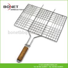 QGN0164 Barbecue Grill Metal Mesh BBQ Grill Net