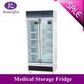 2 ~ 8c en el pecho refrigerador médico / farmacéutica nevera / refrigerador