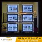 Advertising Crystal Display LED Real Estate