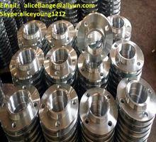 ANSI B16.5 a181 Small Size High Pressure RF Slip On Flange