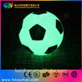 impermeável atacado i67 mudando de cor pe plástico iluminação led de futebol