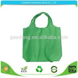 eco-friendly plastic bags 25kg/cheap nylon foldable shopping bag