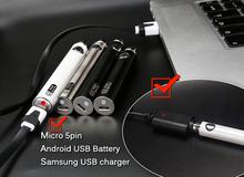 GS high quality e cigarette best battery cell ecig vaporizer starter kit business opportunity for e cig