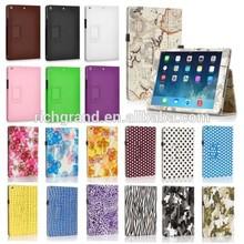 For ipad air 1 2 ipad mini 1 2 3 ipad 2 3 4 PU leather folio smart case stand cover