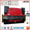 press brake machine WC67Y-200/3200 press brake tooling