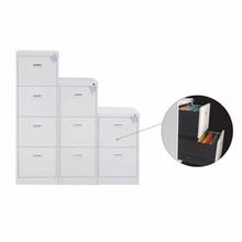 China supplier mondern office furniture 2 3 4 drawers file locker