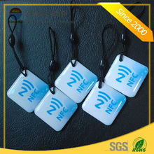 Competitive price quality products rfid smart best selling free samples magnetic card with nfc tag for android phone