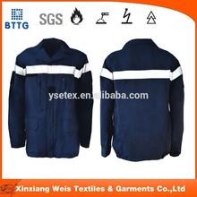 EN 11611 tear resistant aramid 3A water resistant reflective jackets