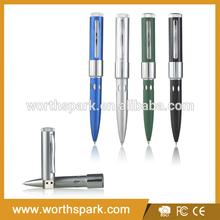 metal pen USB 2gb usb flash drive