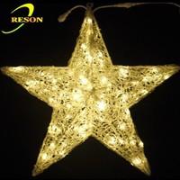 Christmas items wholesale hanging christmas star