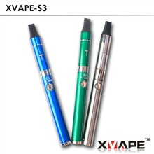 usb cigarette lighter e cigarette hong kong new product dry herb vaporizer Xvape S3