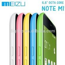 newest Meizu Noblue Note M1 Note MTK6752 Octa Core 1.7GHz Android Mobile Phone 2G/16G 5.5inch Dual SIM Meizu Noblue smart phone
