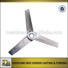OEM high quality stainless steel impeller