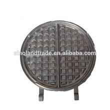 OEM Competitive price aluminium die casting/water meter manhole cover