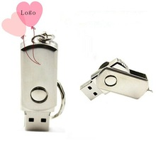 Bulk 2gb cheap metal swivel usb flash drive printed your logo usb 2.0 driver