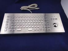 Insutrial stainless steel keypad
