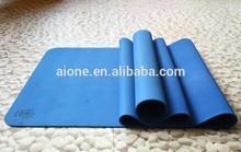 2015 Hot Selling A-YM0003 PVC TPE Cork Yoga Mat