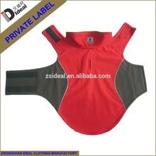 Comfortable reversible dog sport jacket