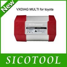2015 New Release Allscanner VXDIAG MULTI Diagnostic Tool Support TOYOTA/ HONDA/ LandRover/ Jaguar 3 IN 1 Original Software