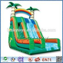 Have a happy hour on water!!!offer inflatable slides for sale Australia,inflatable toboggan slide
