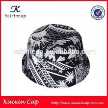 2015 new fashion free pattern children bucket hat