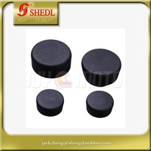 Black Motorcycle Rubber Frame Plugs Fit For Honda CBR 1000RR 2004 2005 2006 2007