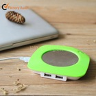 Mini USB Cup Warmer / Electric Cup Warmer / USB Coffee Warmer