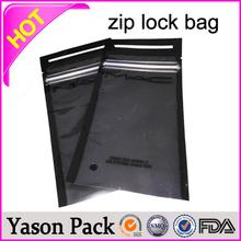 YASON plastic print zipper bag red mini zipper bag mr nice guy herbal smoke blend incense zipper bags