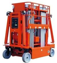 Hot product Mobile Aluminium Work Platform(six masts) AMWP6000