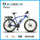 2015 new model electric bicycle mountain bike 250w motorcycle with CE Certificates