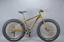 Luxurious 18K 26 inch fat bike fat bike folding
